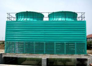 橫流式玻璃鋼冷卻塔的特點